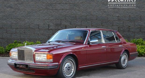1996 Rolls-Royce Silver Spur - IV (RHD) | Classic Driver Market