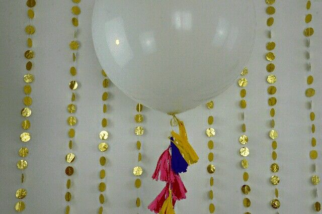Globos gigantes/ Giant ballons