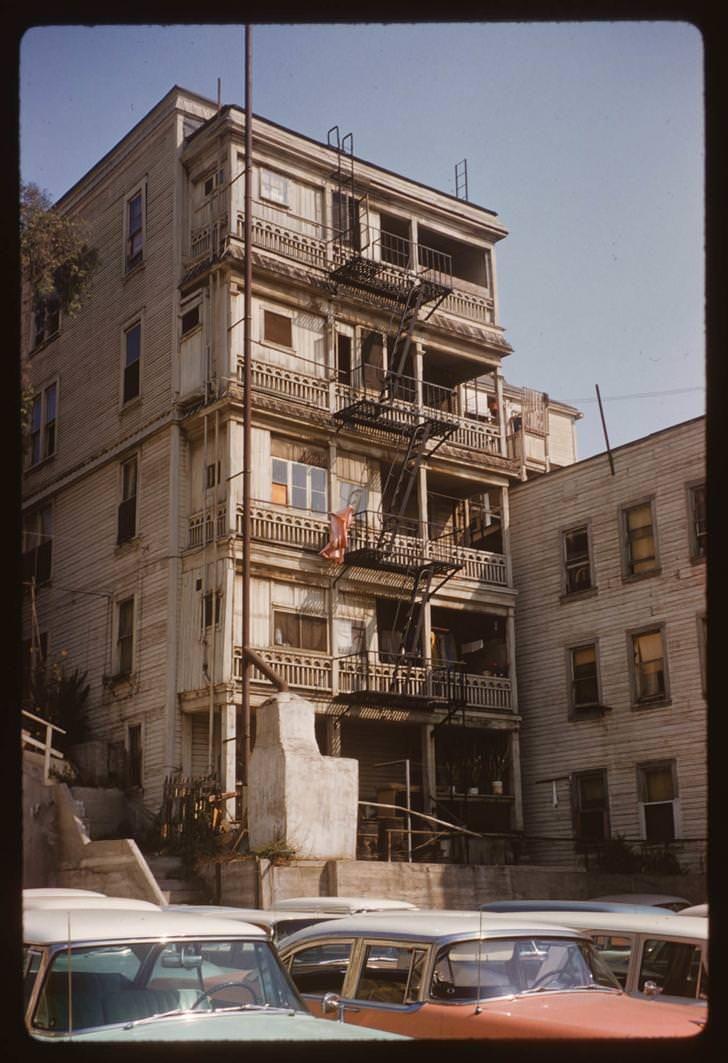 Old Bunker Hill Los Angeles Al On Imgur