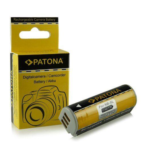Battery Canon NB-9L with Infochip آ· 100% compatible with Canon IXUS 500 HS | 510 HS | 1000 HS | 1100 HS - PowerShot ELPH 510 HS | ELPH 520 HS | ELPH 530 HS | PowerShot N | SD4500 IS