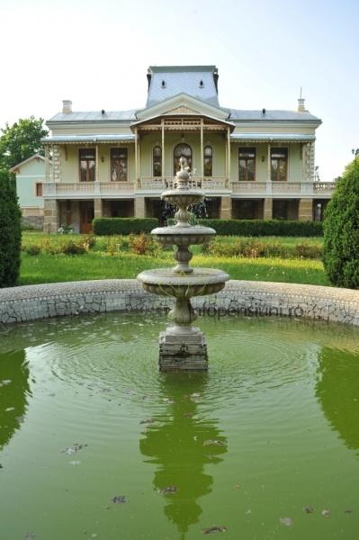Polizu Manor - Iasi County, Romania