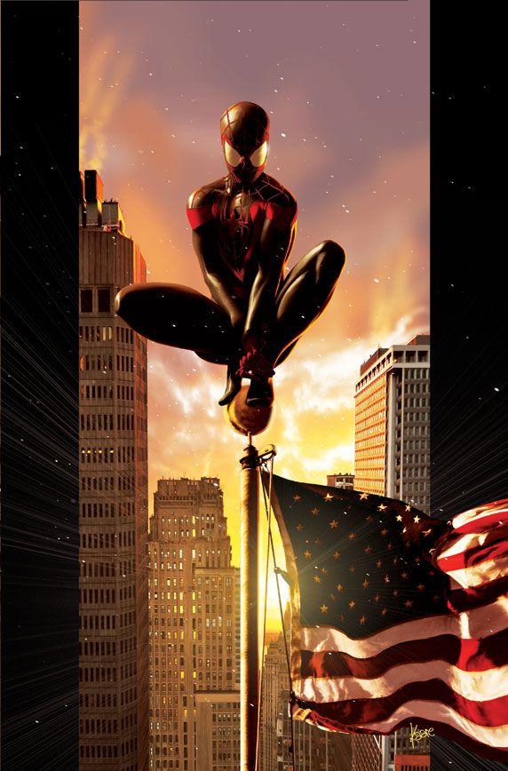 Ultimate Spider-Man - Kaare Andrews