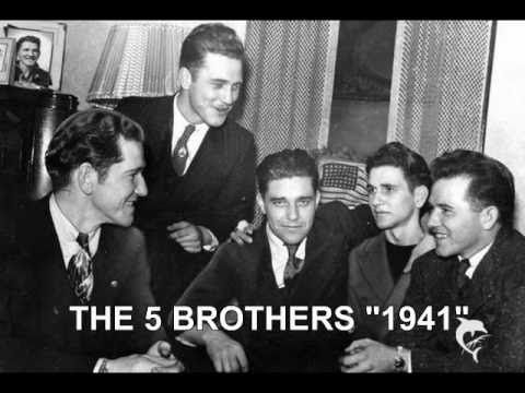 5 Sullivan Brothers Die A tribute to their sacrifice/  by Tom Hough /  SPAR WLB-403