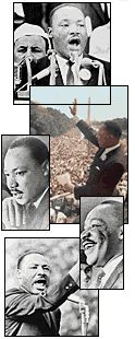 Glimpses of Dr. King