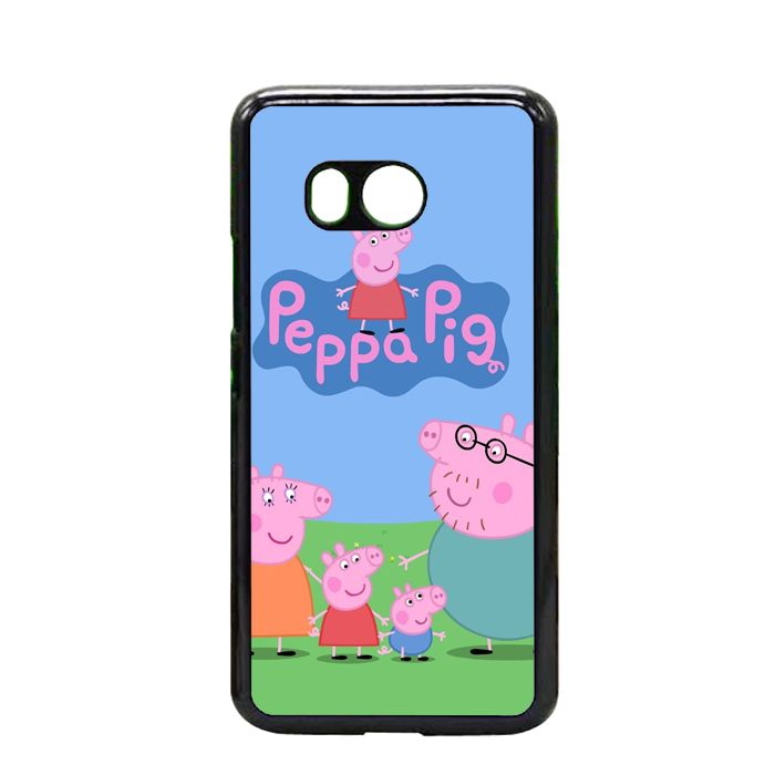 Peppa Pig TV Show HTC U11 Case | Republicase