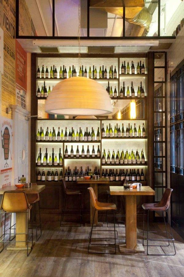 Casa Mono, un restaurante 'todo en uno' en Madrid con la firma de Lázaro Rosa-Violán.