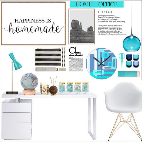 Work Hard: Home Office