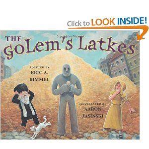 $ Book: The Golem's Latkes by Eric A. Kimmel