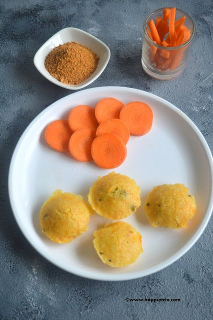 Carrot Idli Recipe |Easy Kids Breakfast Recipes