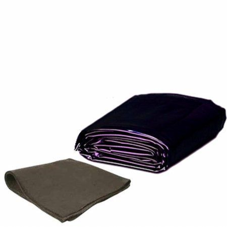 Anjon Manufacturing CLGUG20X45 20 ft. x 45 ft. LifeGuard 45 mil EPDM Pond Liner and UnderGuard Geotextile Underlayment Combo by Anjon Manufacturing. $972.00. Great Gift Idea.. Size: 20' x 45'.. Manufactured to the Highest Quality Available.. Design is stylish and innovative. Satisfaction Ensured.. 20' x 45' LifeGuard 45 mil EPDM Pond Liner and UnderGuard Geotextile Underlayment Combo. Size: 20' x 45'.