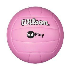 PINK Wilson Soft Play Volleyball...