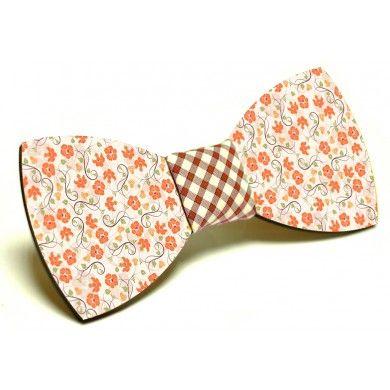 Деревянный галстук-бабочка AGE. 100% ручная работа. Интернет-магазин стильных мужских аксессуаров billybob.com.ua