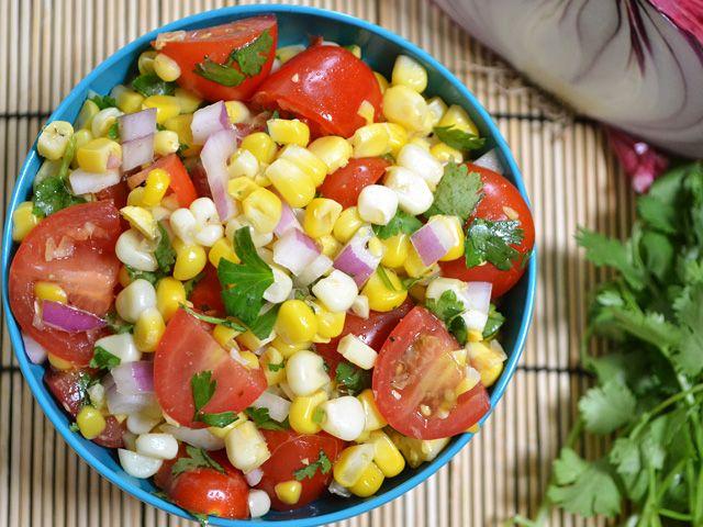 Corn Salad Recipe Budget Bytes