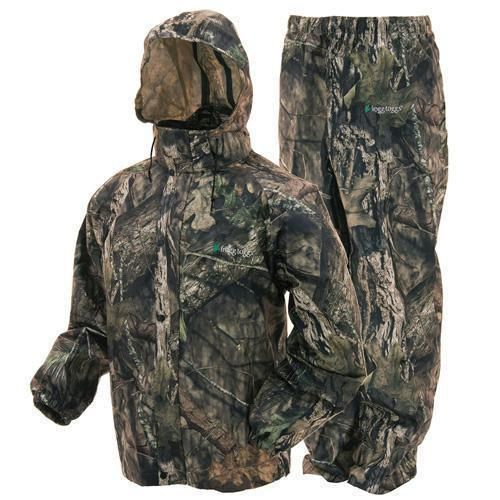 Jacket and Pants Sets 179981: Frogg Toggs All Sport Suit Mossy Oak Country M, L, Xl, 2Xl Duck Deer Hunting New -> BUY IT NOW ONLY: $49.99 on eBay!