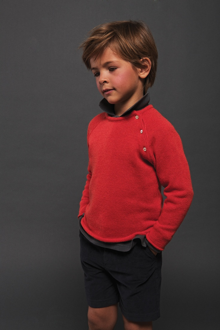 Colección Mini Niño Otoño-Invierno 2012 de #ropa, #calzado y #complementos.