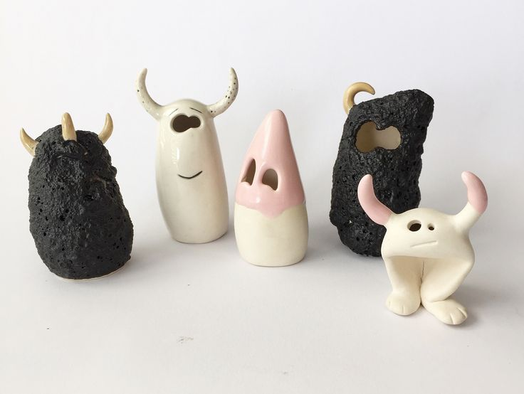 The moon tribe. Best ceramics ever!