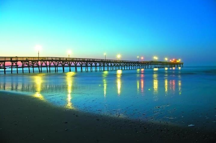16 best cherry grove fishing pier images on pinterest for North myrtle beach fishing pier