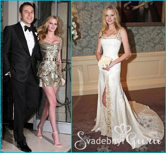 Свадебные костюмы от тома форда