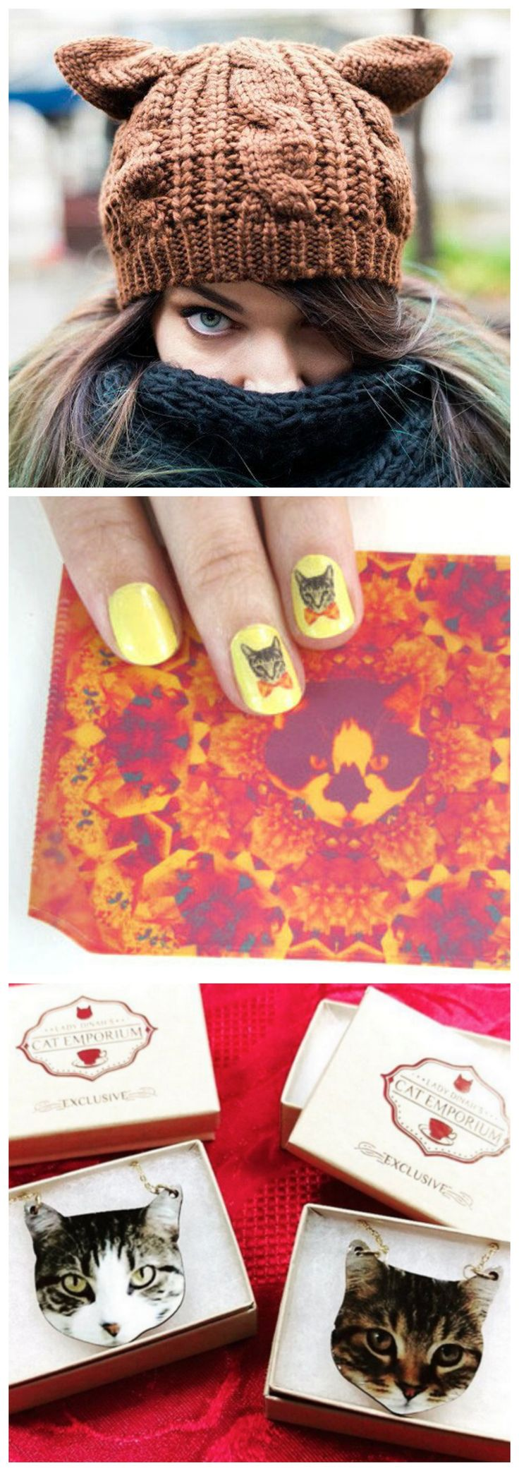 20 best Cat Lady Fashion images on Pinterest | Fashion women ...
