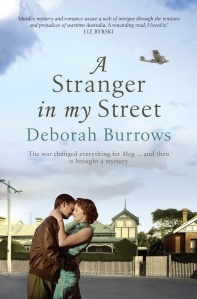 Deborah Burrows, author of A Stranger in My Street, answers Ten Terrifying Questions