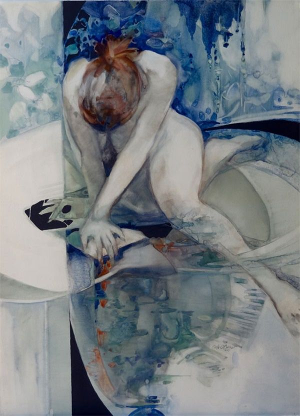 ~ Carla O'Connor: Water-Nymph