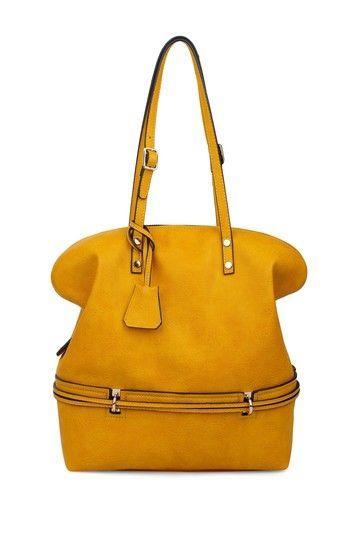 $5 Melinda Handbag on HauteLook $5 Deal