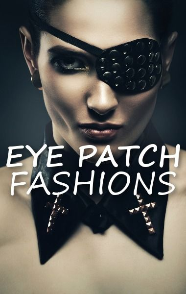 Ellen DeGeneres had a stye, which gave her an idea for designer eye patches.