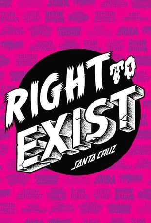 "Santa Cruz Skateboards is proud to present ""Right To Exist."" The first full length Santa Cruz Skateboards video since 2005. Filmed over the span of a…"