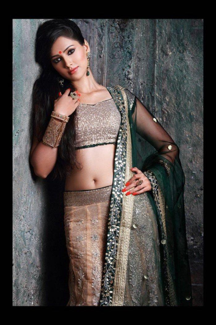 Hot Pallavi Sharda Latest Hot Navel Show Photos | ActressFoto ...