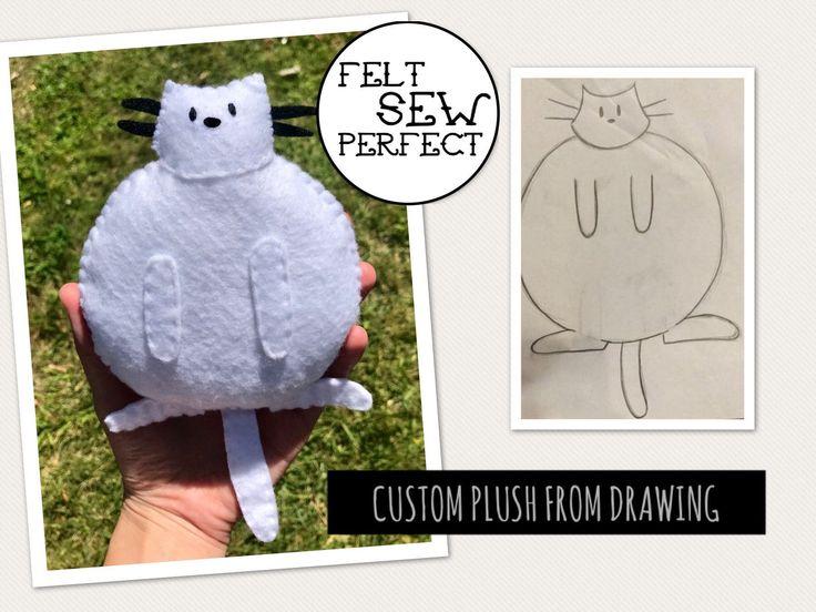 Custom plushie stuffed animals fandom custom plush