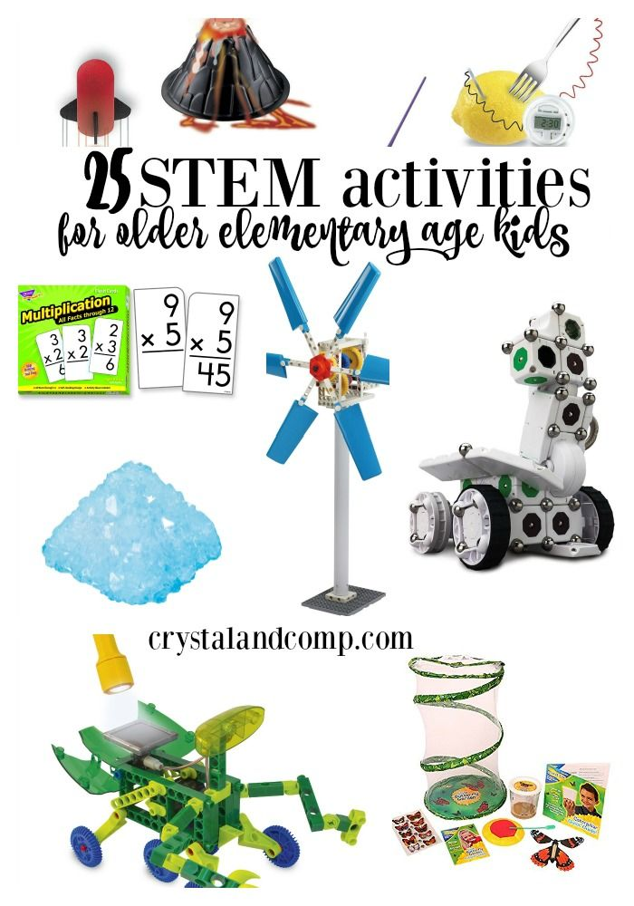 Wow! What great things we have discovered so far. STEM activities for kidsareso much fun and a great way for kids to learn! With everything from robots to bug exploration and super gross science …