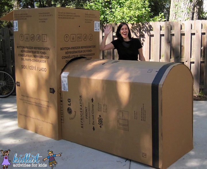 Want to make a cardboard train for your kids or school? This has photos and step by step instructions so you can be successful.