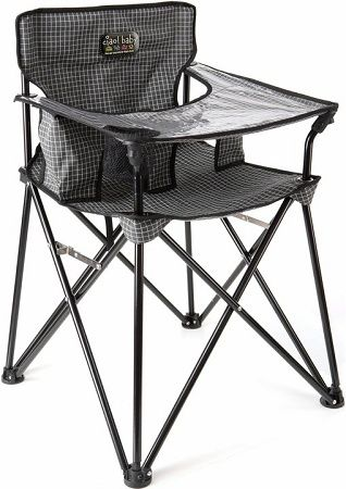 baby camping chair covers rentals 24 99 outdoor high best idea ever or just an every day on the go for visiting those childless friends fri girl babe