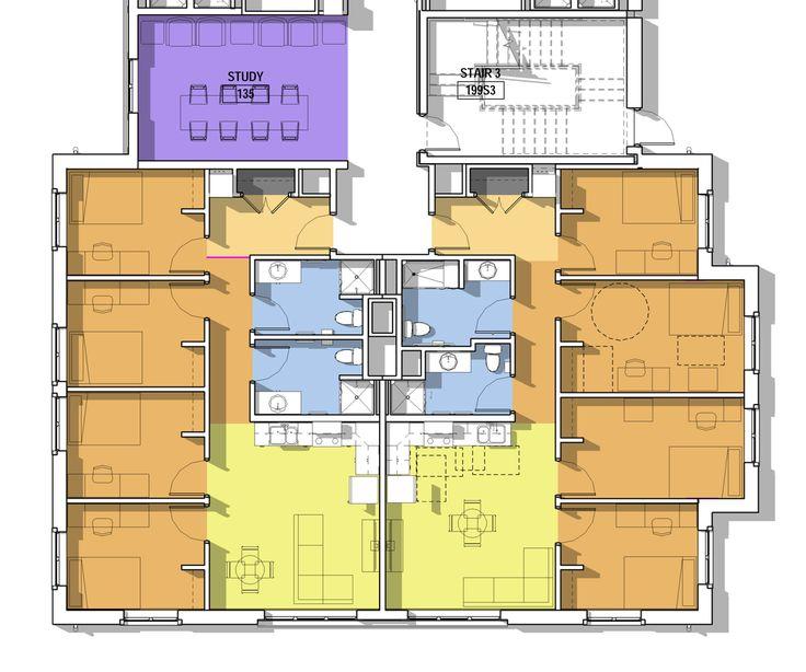 Best Dormitory Floor Plans