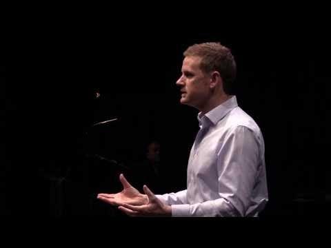 Charles Montgomery speaks at Sam Sullivan's February 2014 Public Salon