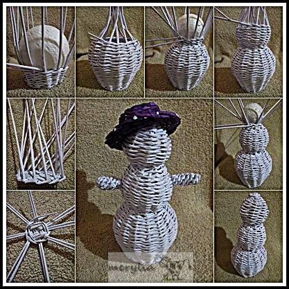 ...snehuliak - snowman