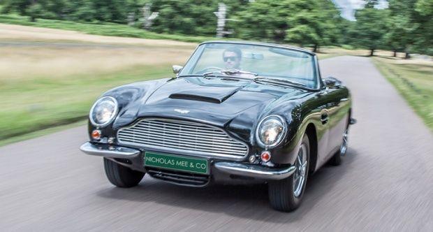 Klassische Autos zum Verkauf   Classic Driver