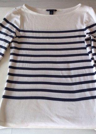 Kaufe meinen Artikel bei #Kleiderkreisel http://www.kleiderkreisel.de/damenmode/three-fourths-armlig/143816321-hilfiger-shirtpulli