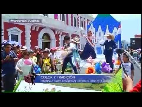 Infomarinera: Parejas disputaron con emoción el título del concurso en la final - YouTube