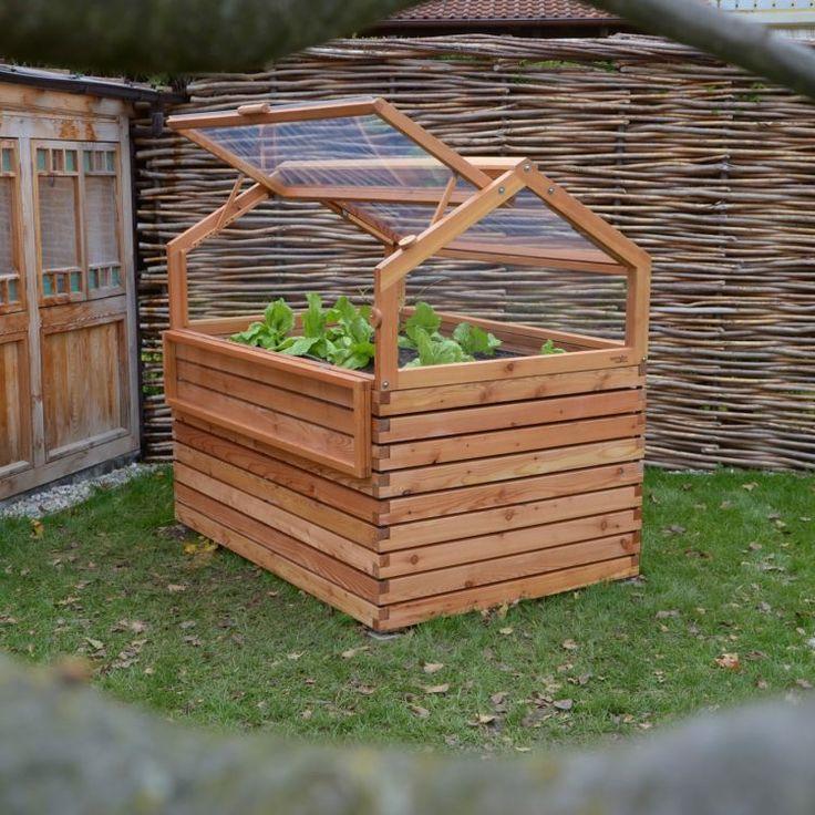 17 Best Ideas About Hochbeet On Pinterest | Garten, Schrebergarten ... Garten Fruhbeet Vorteile Tipps
