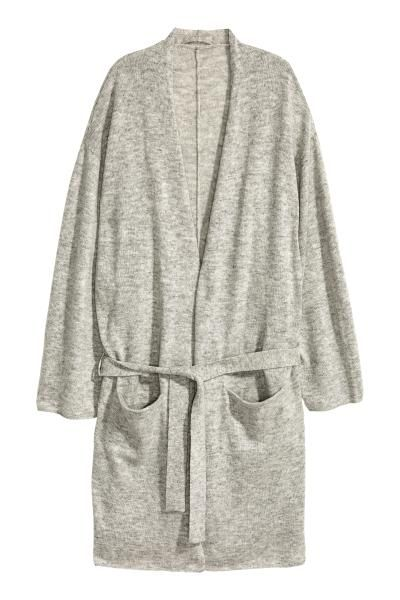 Cashmere-blend dressing gown | H&M