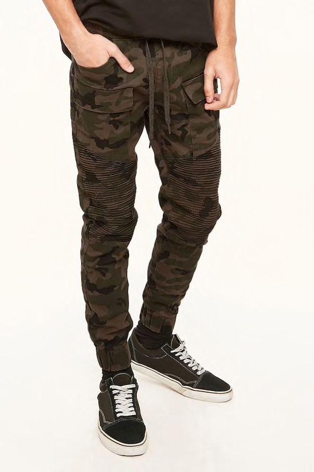 d660f8eb Waimea Moto Jogger Pants | Mens fashion | Pants, Fashion pants ...