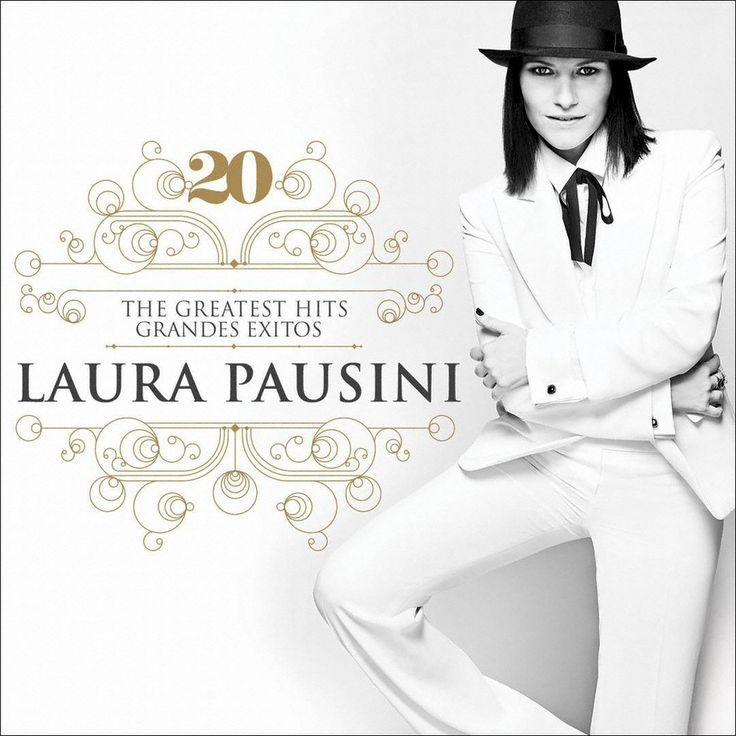 Laura Pausini - 20: The Greatest Hits/Grandes Exitos (CD)