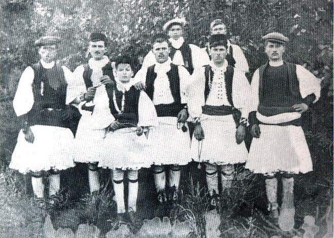 Sarakatsani in Western Macedonia 1935, Greece