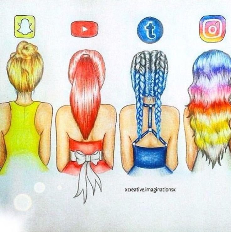 Sosyal medya kizlari