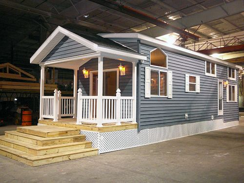Prepossessing 70 build your own mobile home steps design for Design your own park model