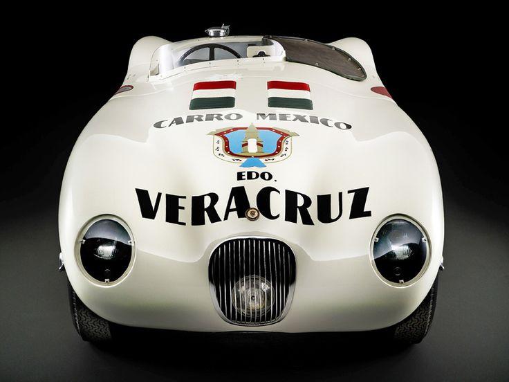 1952 Jaguar C-Type XKC 029 Carrera Panamericana