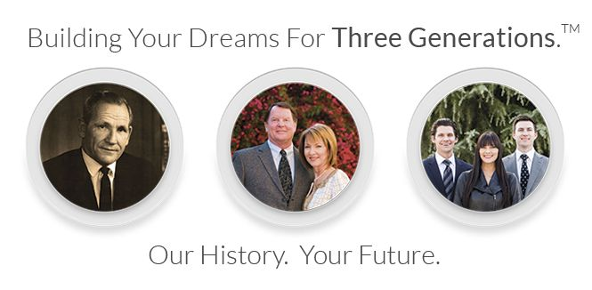 Established in 1974, De Young Properties continues a family legacy, now in its third generation, of helping families realize the American dream: home ownership.  Our History - Why Choose Us | De Young Properties