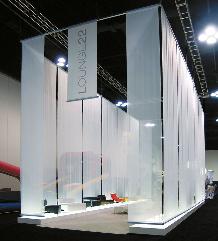 The booth won Exhibit Design Awards category 'Special Merit Award' 2007