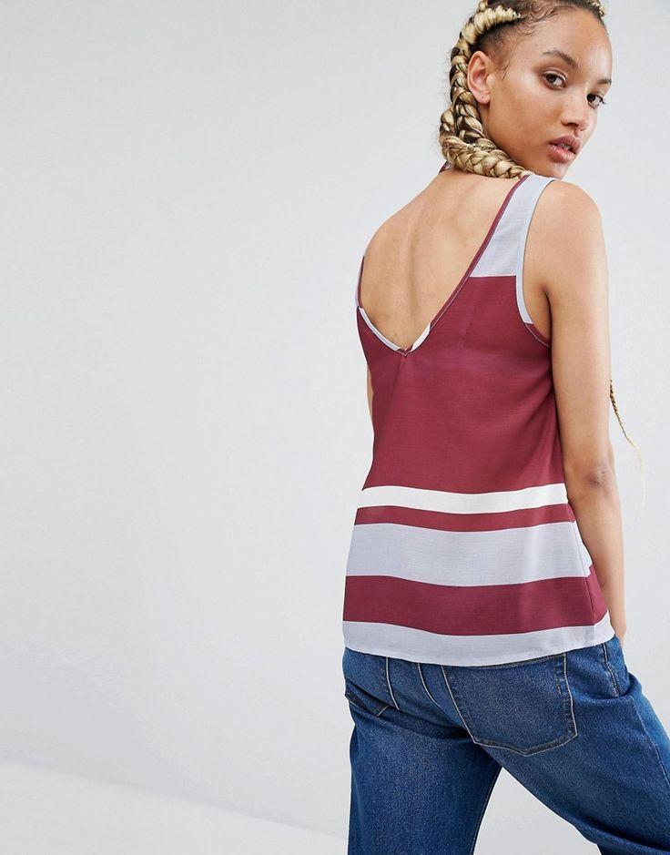 Image 2 ofPixie & Diamond Stripe Vest